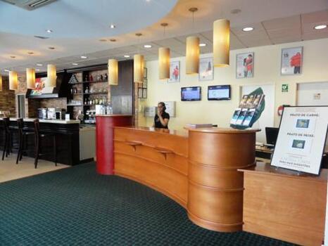 Foto de los servicios de Hotel Ibis Leiria