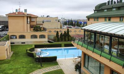 Serviços - Hotel Horus Salamanca