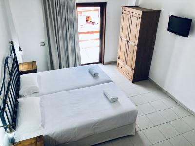 Foto de una habitación de Apartamentos Frontera