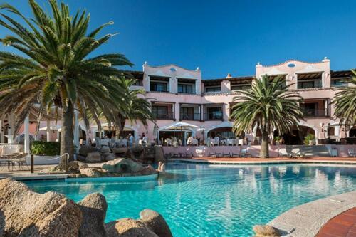 Foto de los servicios de Hotel le Palme