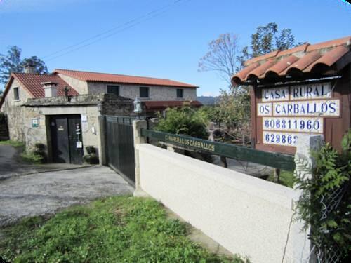 Casa Rural Os Carballos Outeiro Centraldereservas Com