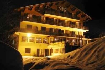 Extérieur de l'hôtel - Hôtel Le Gotty