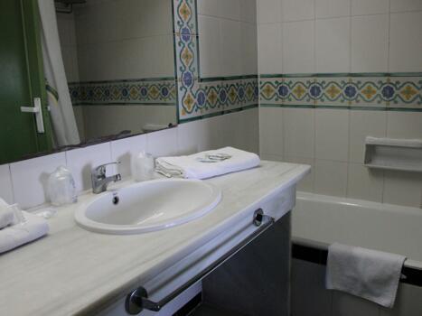 Foto del baño de Destinos de Sol Roquetas de Mar