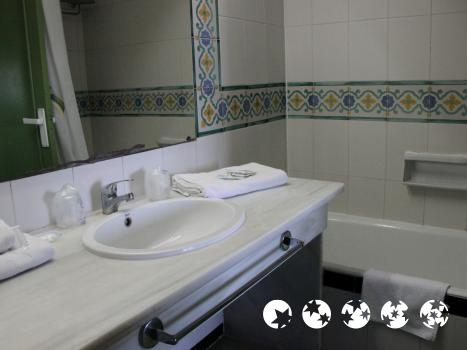 Casa de banho - Destinos de Sol Roquetas de Mar