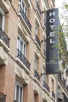 Foto del exterior de Hotel Montparnasse Alesia