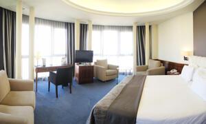 """Foto de una habitación de """"Hotel Silken Rio Santander"""""""