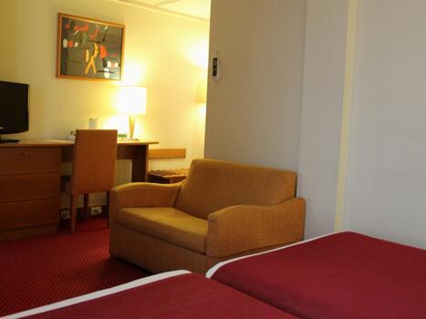 Chambre - Legendary Porto Hotel