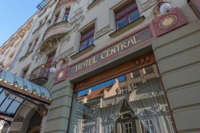 Foto del exterior de Hotel K+K Central