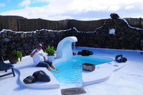 Foto de los servicios de Volcán Rural