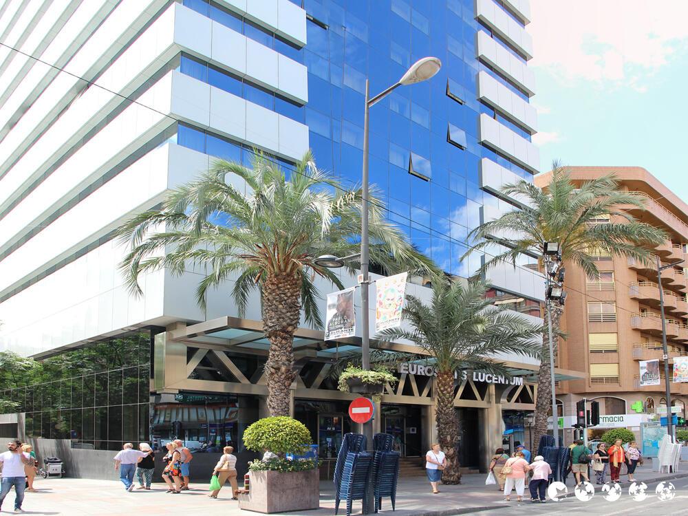 Hotel Eurostars Lucentum, Alicante - Reserving.com