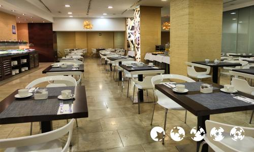 Dining – Eurostars Lucentum
