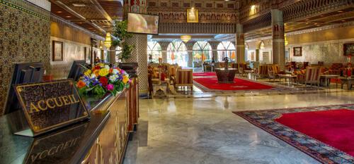 Extérieur de l'hôtel - Royal Mirage Deluxe