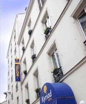 """Foto del exterior de """"Hotel Kyriad Paris Lecourbe"""""""