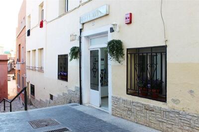 Foto del exterior de Apartamentos AR Bellavista