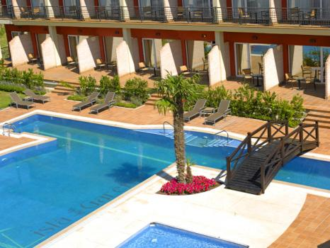 Ausstattung - Hotel Isla de la Garena