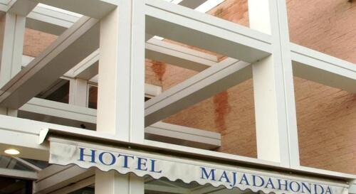Foto del exterior de Hotel Majadahonda