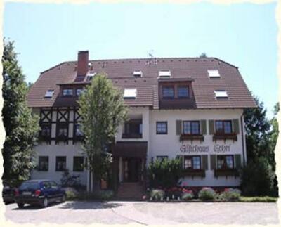 Photo - Hotel-Restaurant Hirschenstube