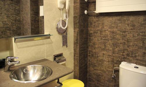 Salle de bains - Hotel Evenia Monte Alba