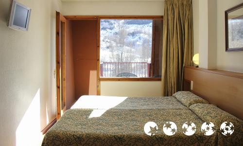 Foto de una habitación de Hotel Evenia Monte Alba