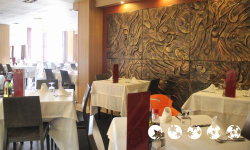 Restaurant - Hotel Evenia Monte Alba