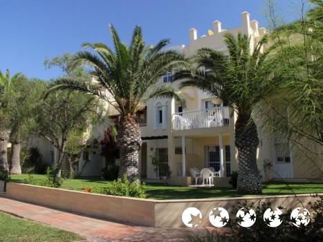 Foto degli esterni Apartamentos Moguima