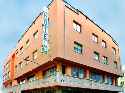 Foto del exterior de Hotel Las Viñas