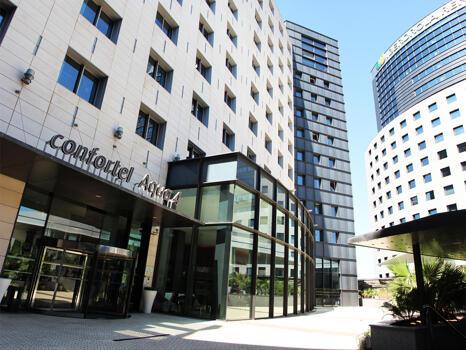Foto do exterior - Hotel Ilunion Aqua 4 (ex Confortel)