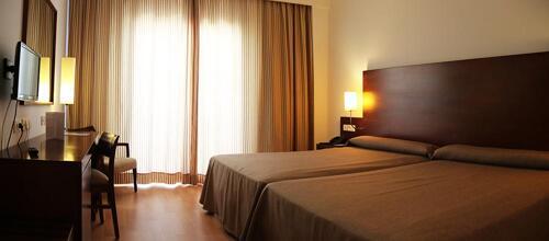 Foto de una habitación de Hotel Garbi Costa Luz