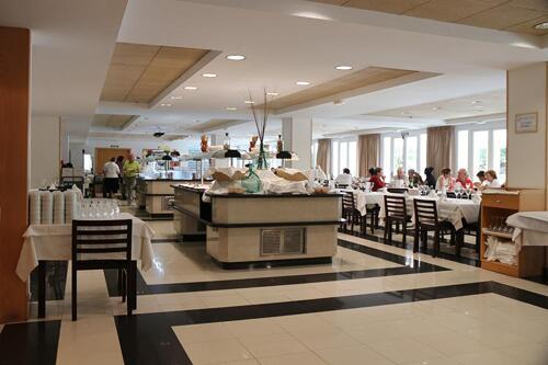 Foto de restauración de Hotel Garbi Costa Luz