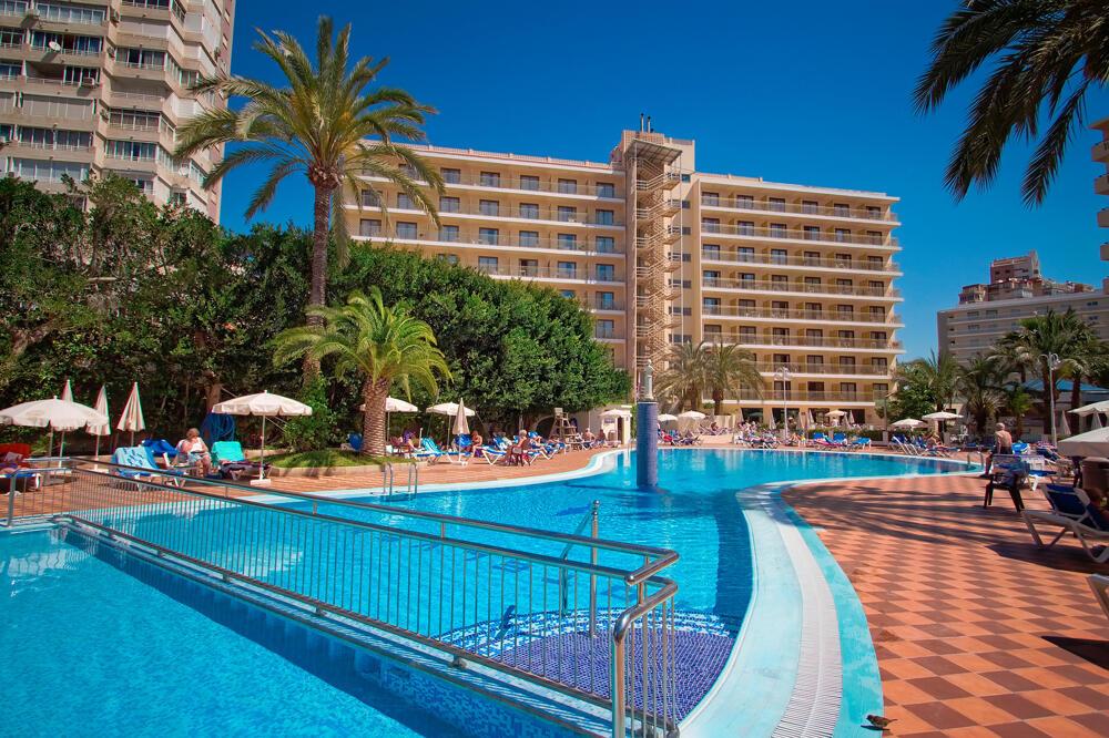 Hotel servigroup venus benidorm - Hoteles con piscina cubierta en benidorm ...