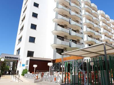 Foto do exterior - Hotel Prado II