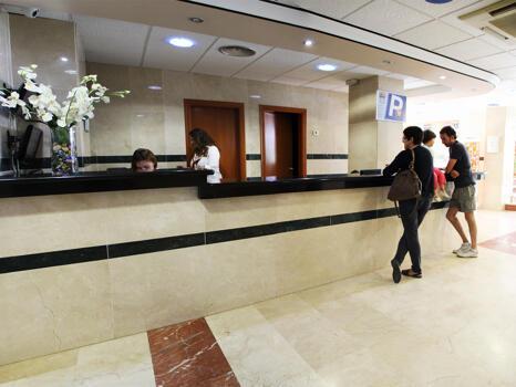 Foto de las zonas nobles de Hotel Prado II