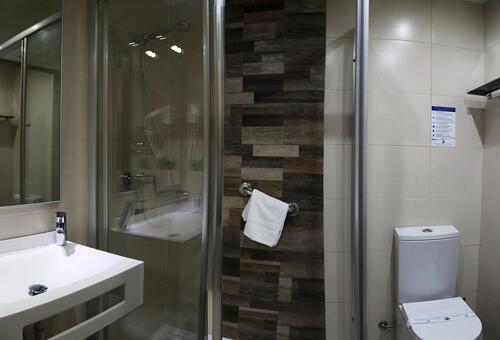 Foto del baño de Hotel Porto Calpe