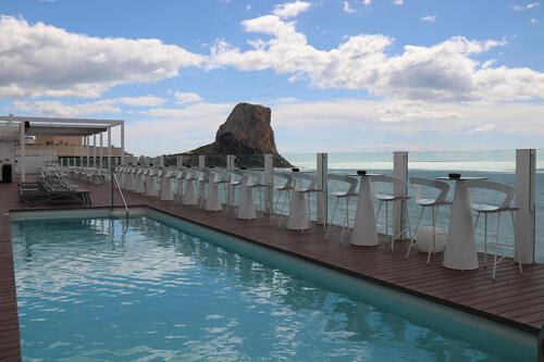 Foto de los servicios de Hotel Bahía Calpe by Pierre & Vacances