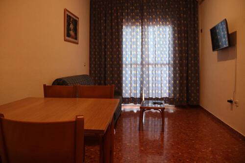 Foto de una habitación de Hotel Port Europa