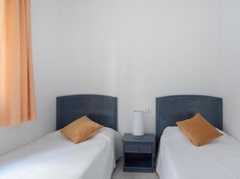 Foto de una habitación de Apartamentos Topacio Unitursa (I, II, III, IV)