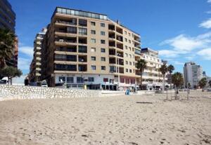 """Foto del exterior de """"Calpe Beach 3000 1 Linea"""""""