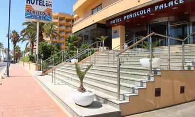 Foto del exterior de Hotel Peñiscola Palace