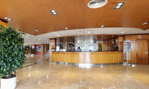 Foto de las zonas nobles de Hotel Peñiscola Palace