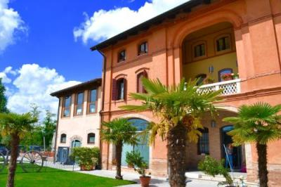 Außenansicht - Residence Baco da Seta