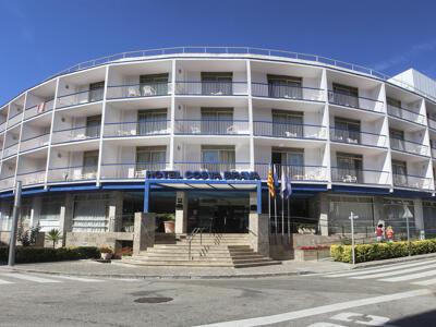 Außenansicht - Hotel GHT Costa Brava