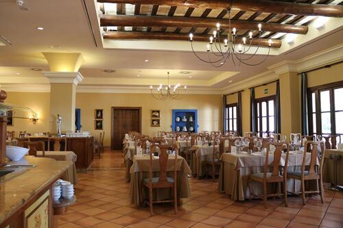 Foto de restauración de Hotel Fuerte Conil-Costa Luz