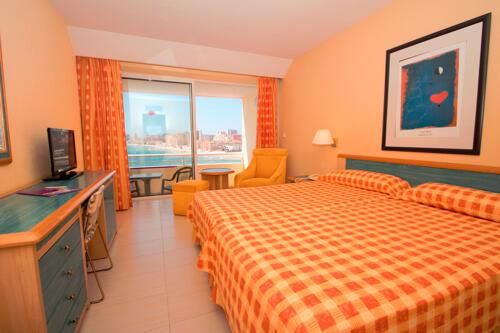 Foto de una habitación de Hotel Servigroup Galúa