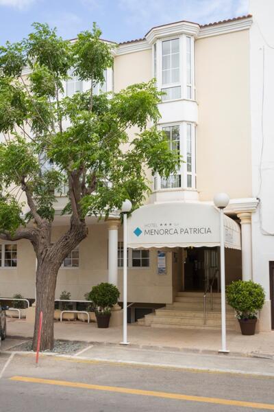 Foto del exterior de Hotel Menorca Patricia