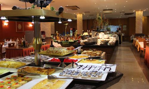Foto area ristorante Hotel Port Eugeni