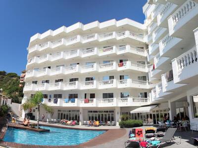 Extérieur de l'hôtel - Hotel Bernat II