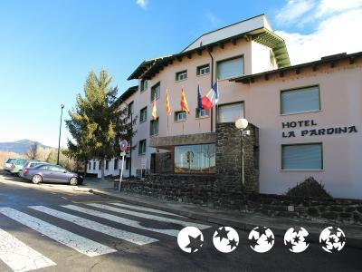 Foto del exterior de Hotel La Pardina
