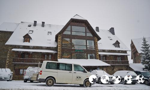 Foto del exterior de Hotel Chalet Bassibe