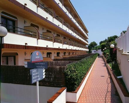 Foto del exterior de Hotel GEM Wellness & Spa