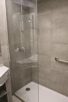 Foto del bagno Apartamentos Tamarindos